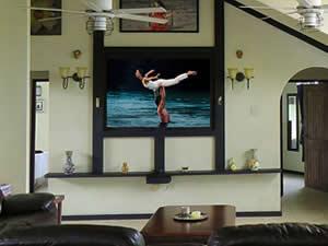 1) Luxury Penthouse Apartment
